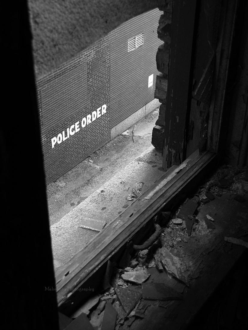 police order